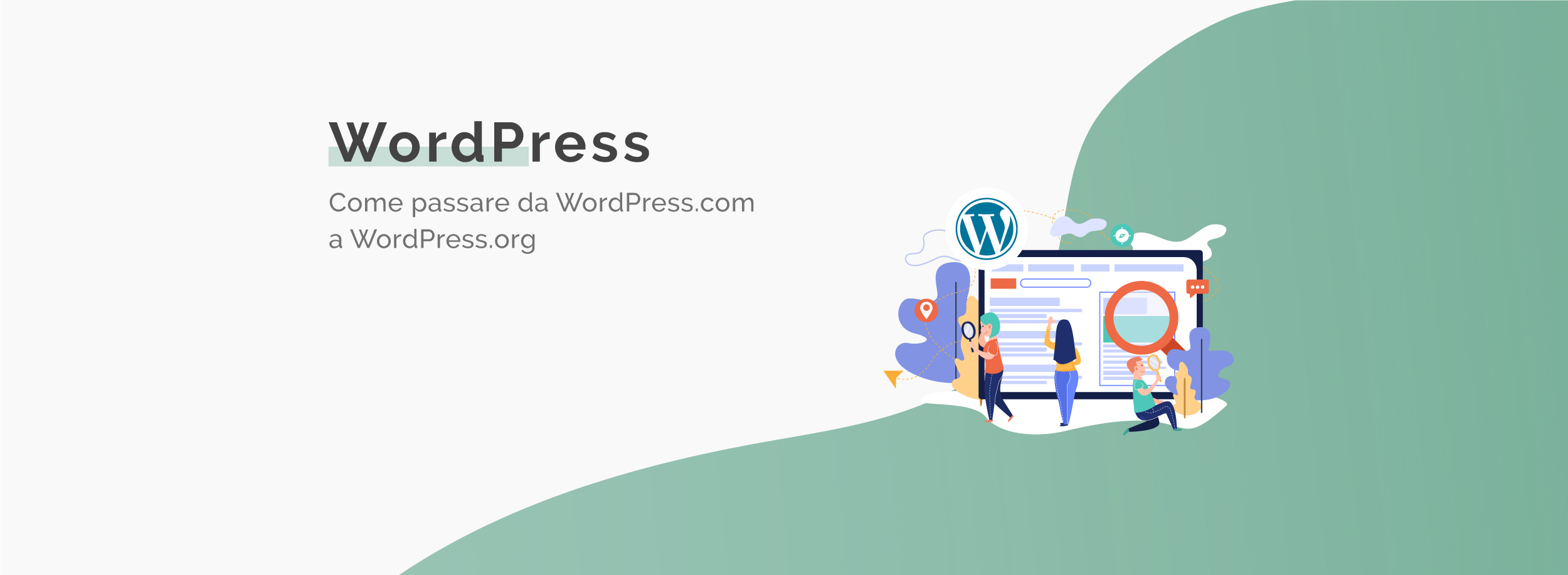 Come passare da wordpress.com a wordpress.org